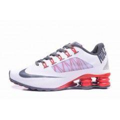 wholesale dealer 2a031 80ce6 Hommes Chaussure Nike Shox 808 Blanc Mandarine  NikeShox