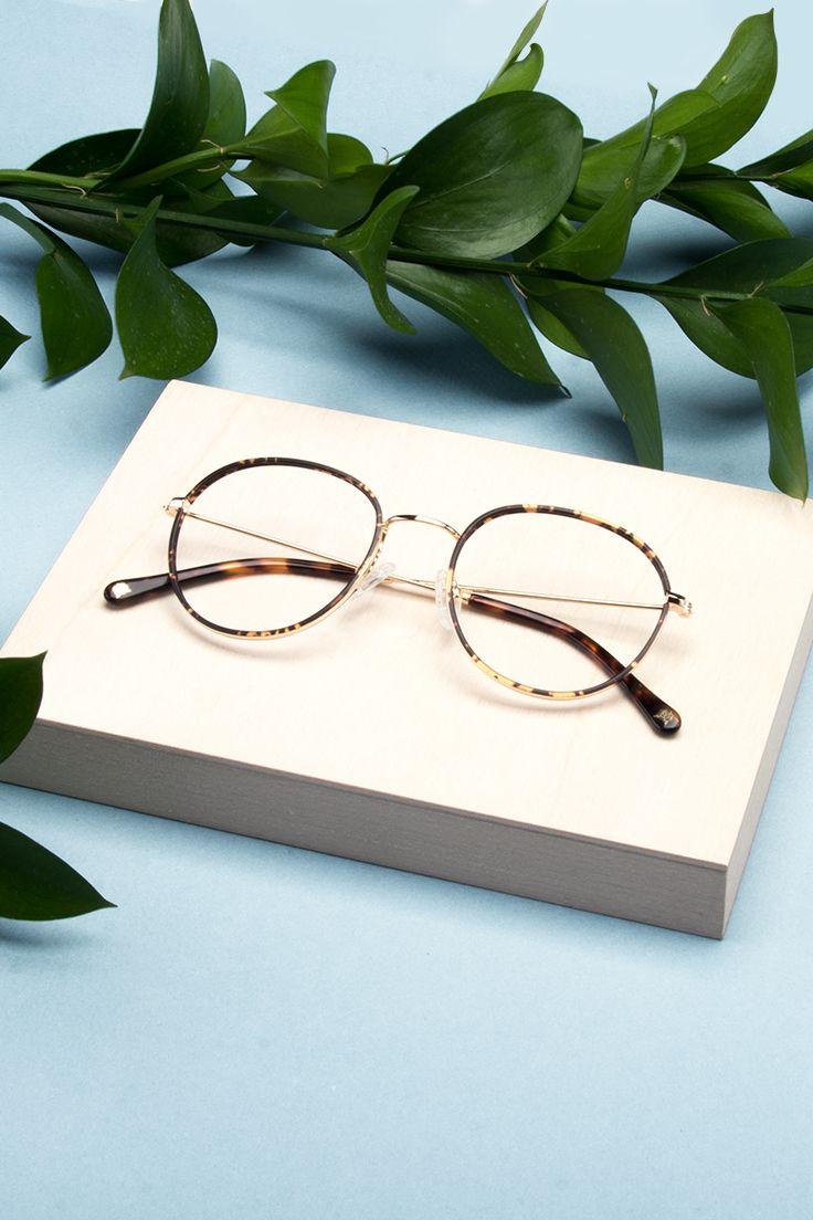 Photo of Women's Eyeglasses – Subrosa in Fauve | BonLook