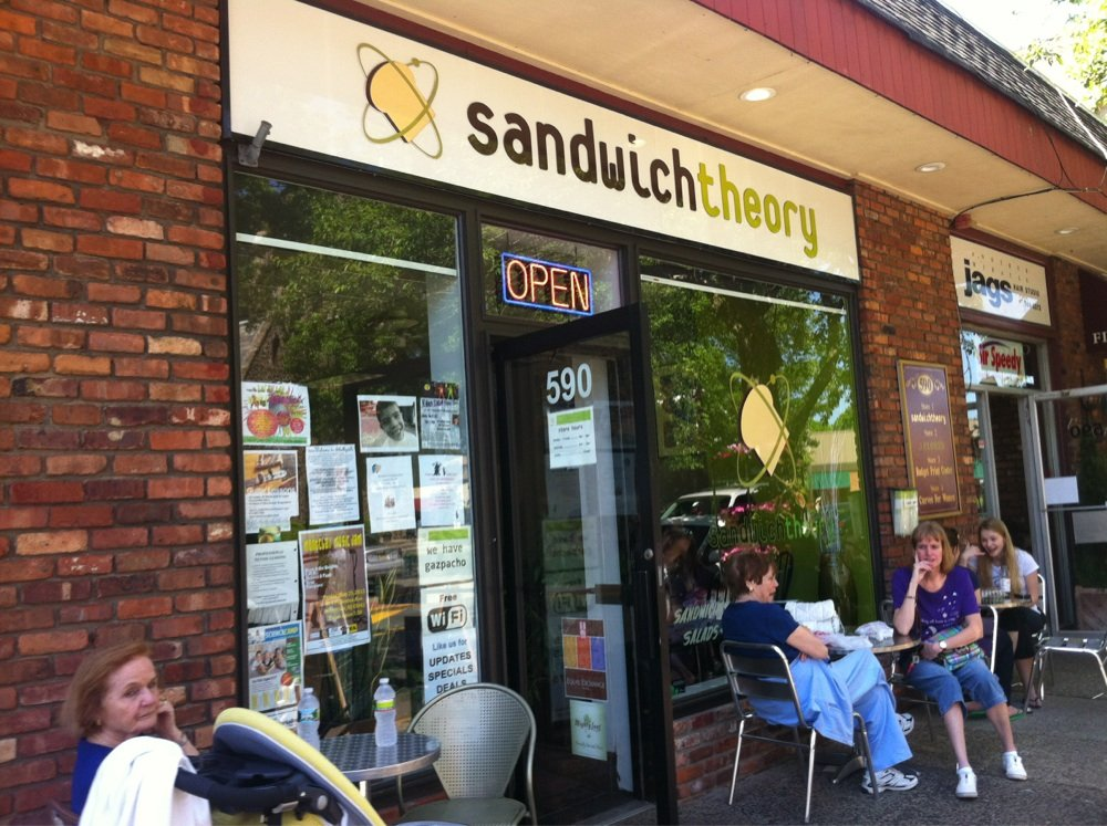 Sandwich Theory Upper Montclair