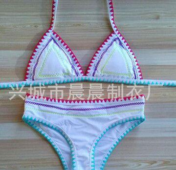 Sexy swimwear crochet patterns