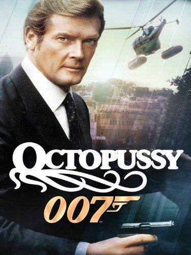 Amazon Com Octopussy Roger Moore James Bond Louis Jourdan