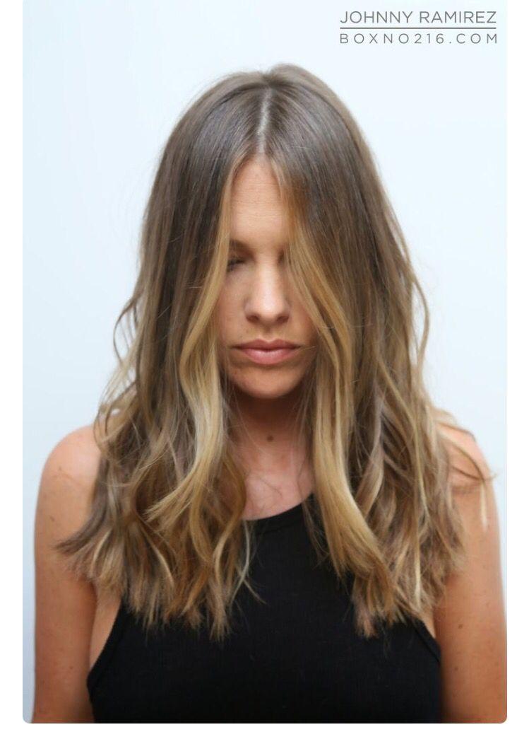 Pin De Holly Derouin Em Hair Color Pinterest Hair Balayage E