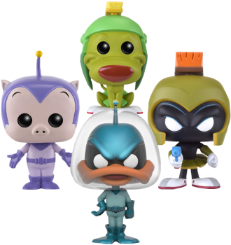Dark Side of the Duck Pop! Vinyl Bundle
