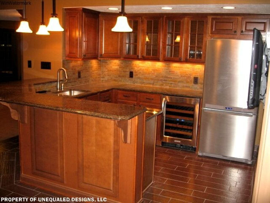 Basement Kitchens 17 Best Images About Basement Remodel On Pinterest Kitchen