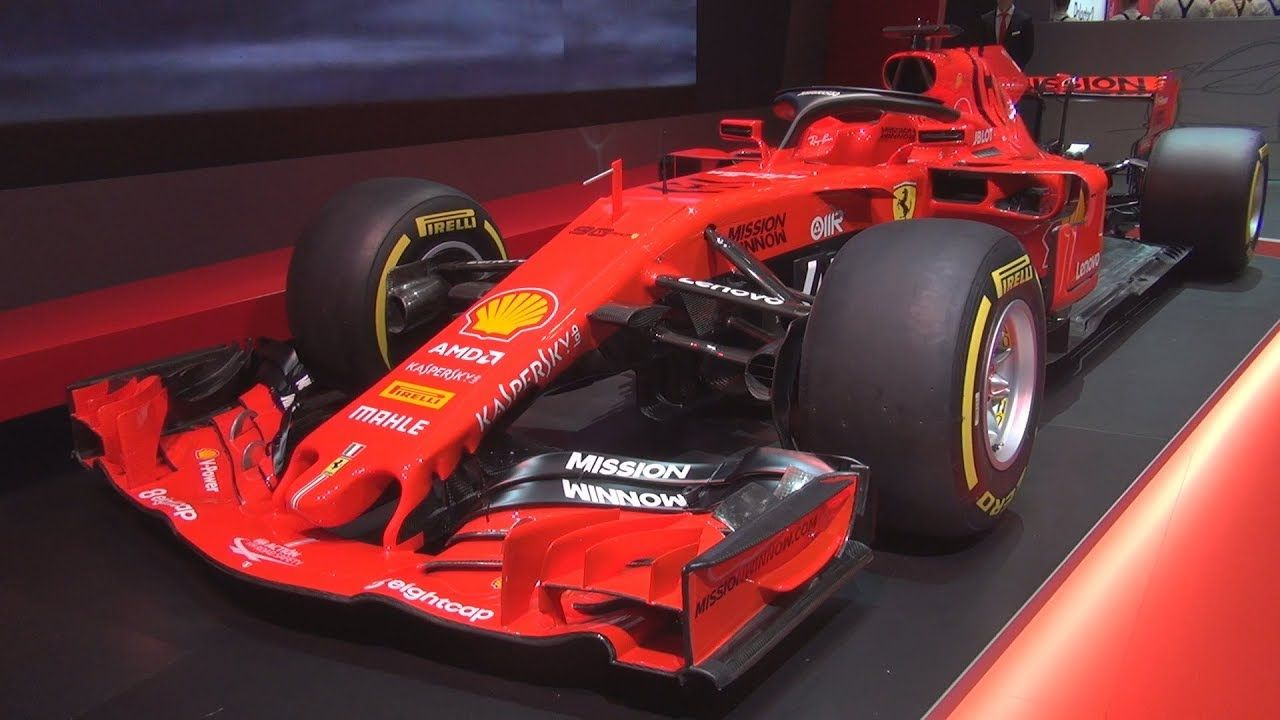 Ferrari Sf90 Formula 1 2019 Exterior And Interior Ferrari
