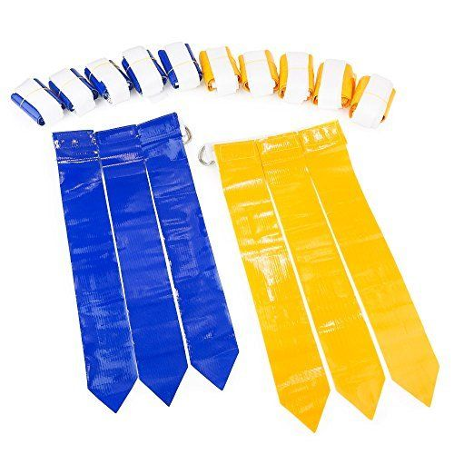 Wyzworks Flag Football Set 12 Belts 18 Blue Flags 18 Yellow Flags Flag Football Football Football Outfits