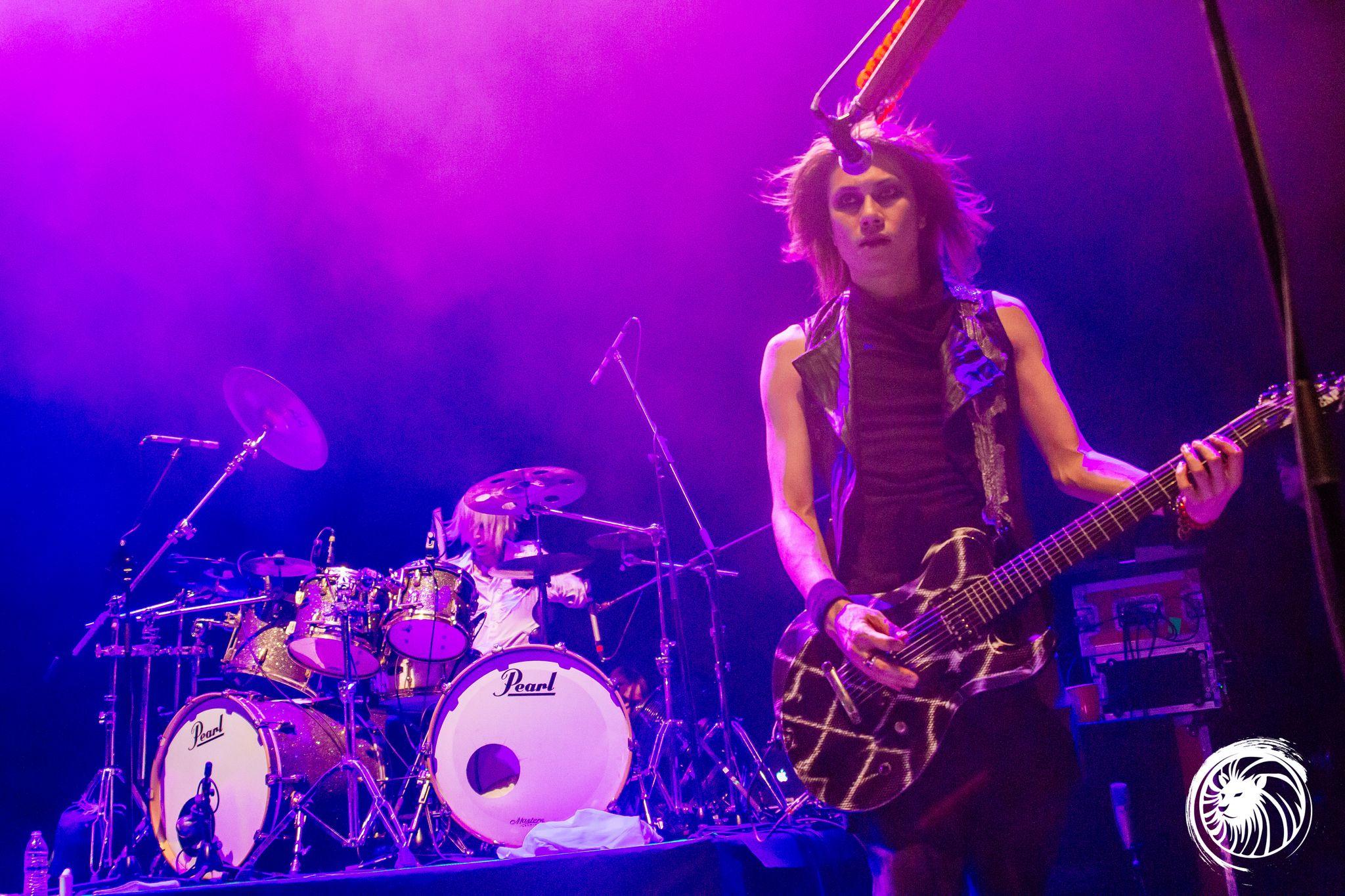 Die in Japan Live 2015 | First J'Rock Festival in Mexico City www.ninshi.net