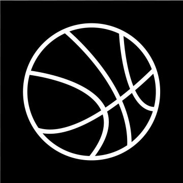 Vector Basketball Icon Basketball Icons Ball Basketball Png And Vector With Transparent Background For Free Download Instagram Highlight Icons Icon Instagram Icons