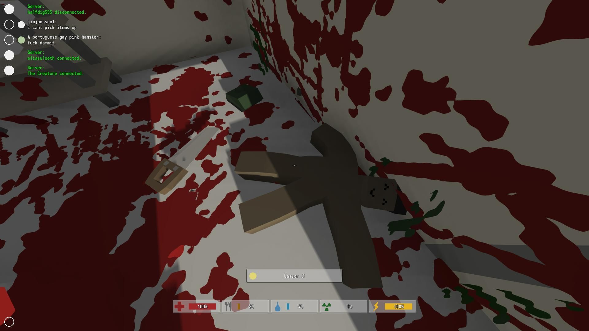 It can get bloody in the new unturned zombie survival game thats it can get bloody in the new unturned zombie survival game thats free to play on steam unturned check out my first unturned encounter here gumiabroncs Images