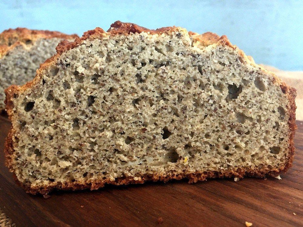 Naturally Gluten-Free Almond Flour Bread Recipe and ...