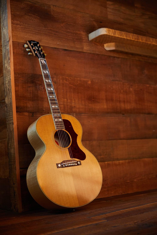 Gibson Custom Shop Customgibson J 185 Gibson Acoustic Gibson Custom Shop Guitar