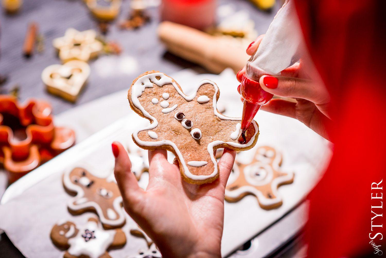 Pomysl Na Prezent Swiateczny Do Kuchni 10 Propozycji Prezent Prezenty Kuchnia Gotowanie Swieta Supersty Fun Desserts Holiday Treats Gingerbread Cookies