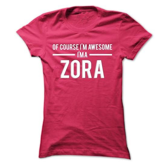 Awesome Tee Team Zora - Limited Edition T shirts