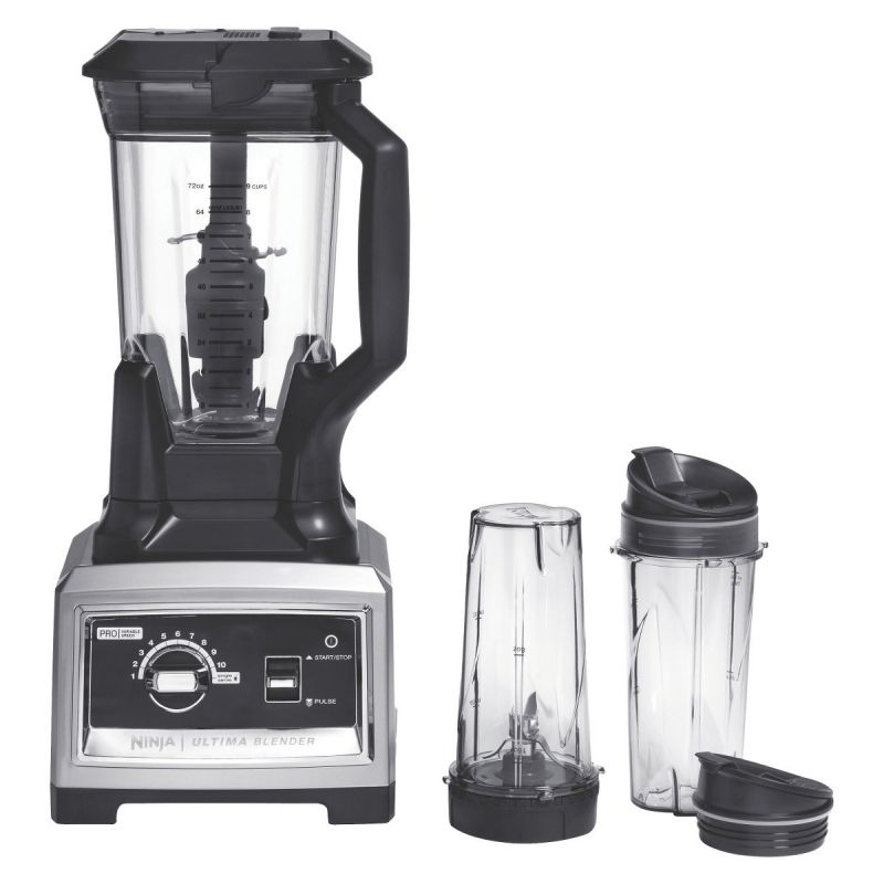 Ninja Ultima Blender With Single Serve Target #ninja #blender Beauteous Ninja Ultima Kitchen System Inspiration