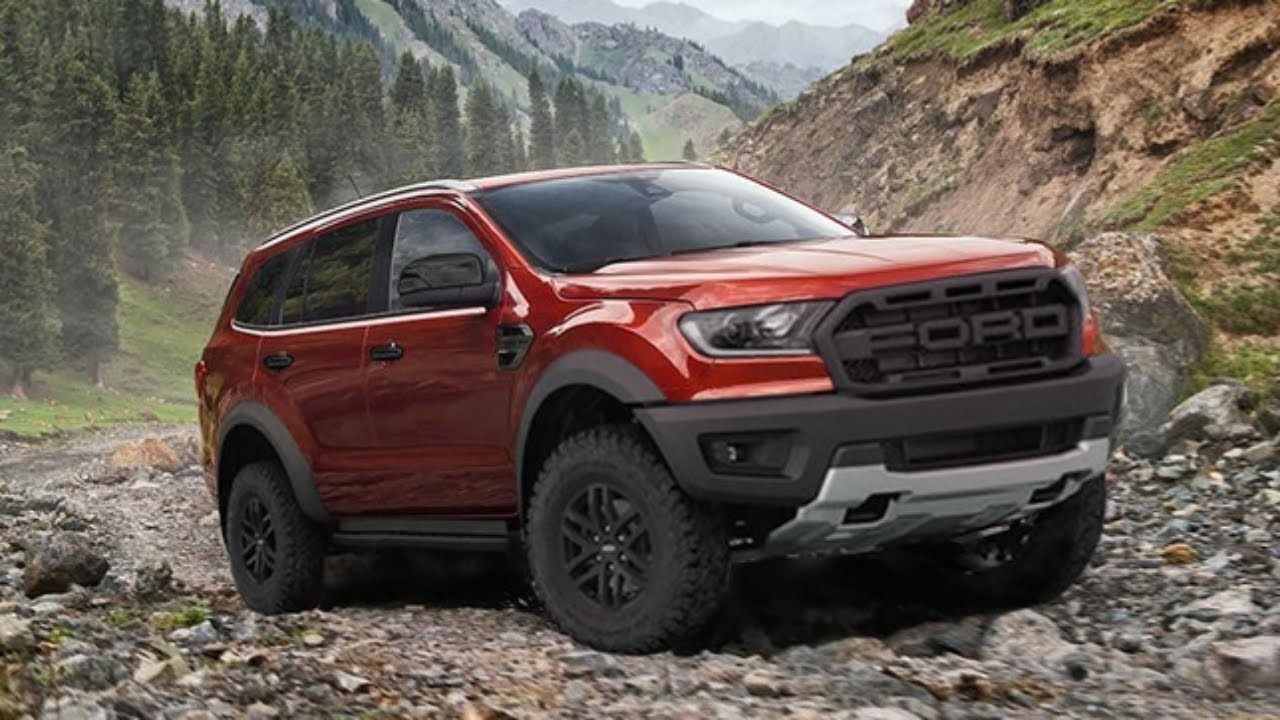 2019 Ford Everest Raptor Could Finally Happen Rumors And Coming