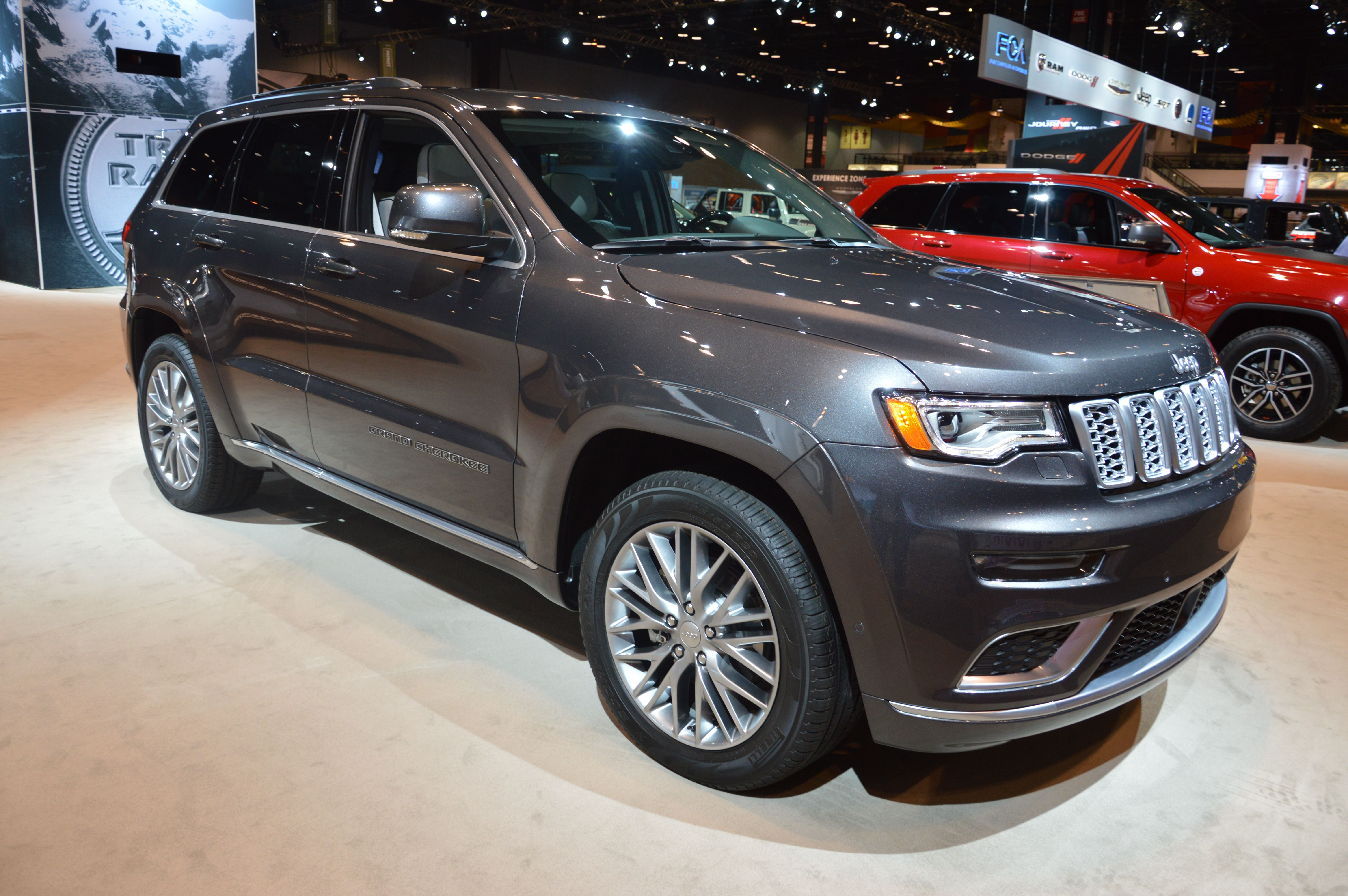 Fields Chrysler Jeep Dodge Ram Is Proud To Participate In The Chicago Auto  Show 2017.