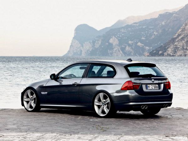 BMW shooting brake