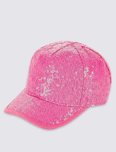 Kids' Sequin Hat | Marks & Spencer London