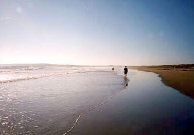 Martinique Beach! Nova Scotia's longest sand beach  Reach