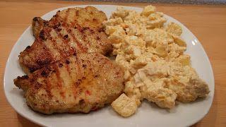 Allerlei Rezepte und mehr: Kartoffel-Hühnchen-Salat
