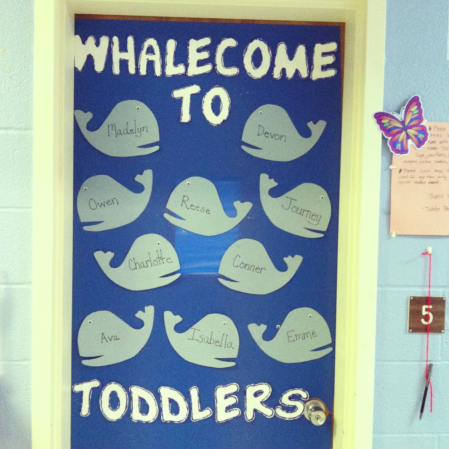 Infant Classroom Ideas : Design for a toddler classroom or any type of