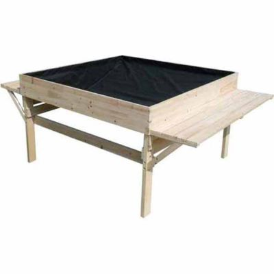 Discover Home Products Elevated Garden 72 In X 48 In X 29 In Tractor Supply Co Elevated Gardening Tractor Supplies Tractor Supply Co