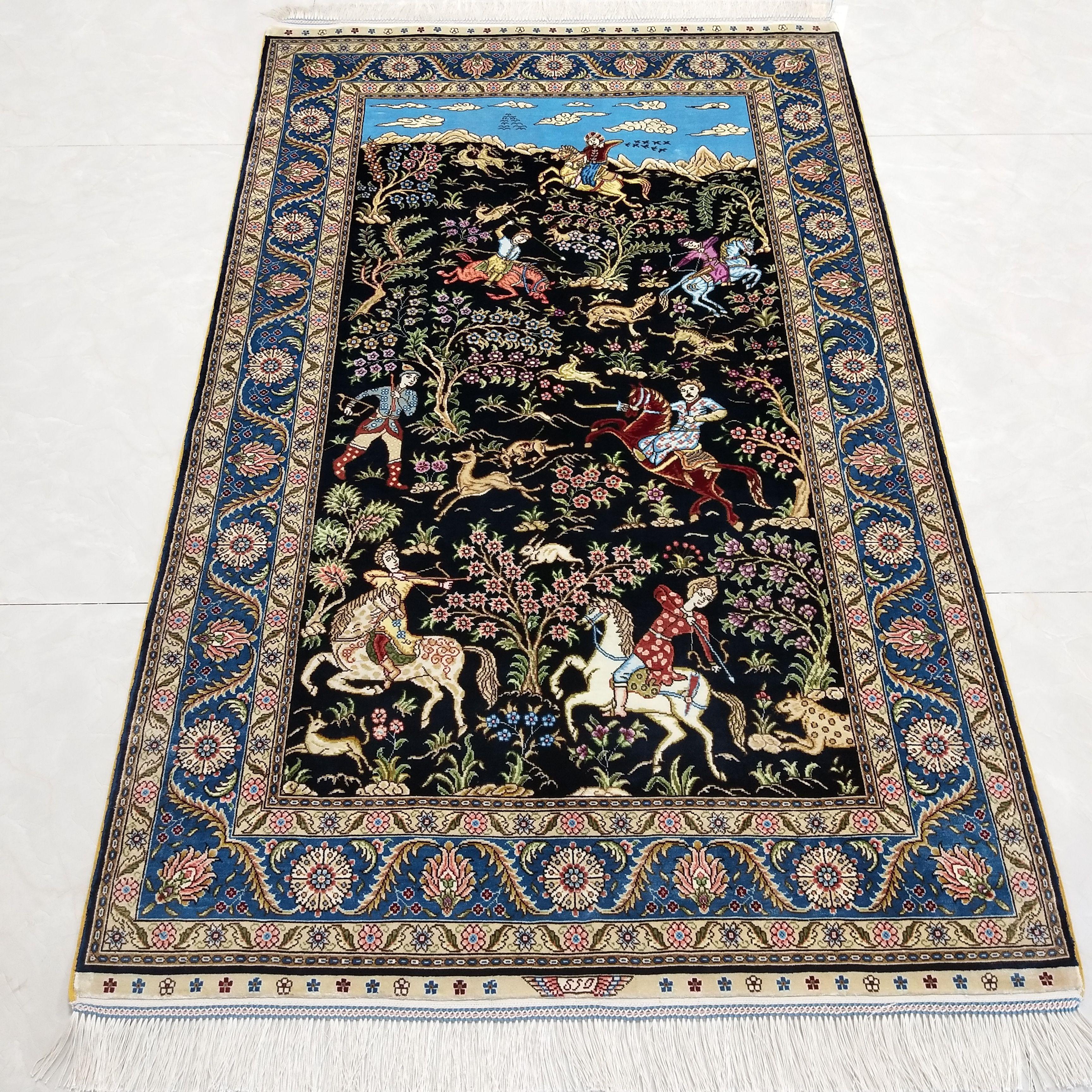 3x5ft handmade silk carpets Whatsapp:+86 185 6718 5850 : 3x5ft handmade silk carpets Whatsapp:+86 185 6718 5850   carpets handmade silk   silk carpets handmade #carpets #handmaderugs #orientalcarpets #homedecoration #persiancarpet #silkcarpetsfactory #prayerrugs #persianrug #turkishcarpet #tabrizdesigns #turkishdesigns #kermandesign #silkcarpets #handknotted #3x5ft #handmade #silk