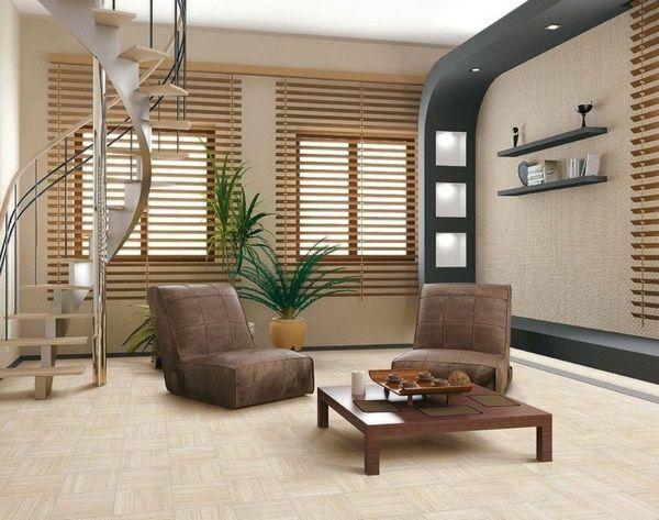 Floor tiles porcelain stoneware rectangular deceptively real woodgrain lightshade