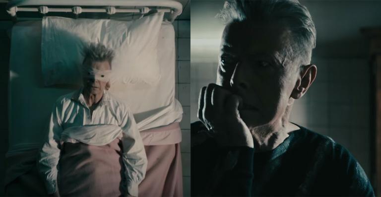 Fãs acreditam que clipe lançado por David Bowie três dias antes de morrer era seu epitáfio