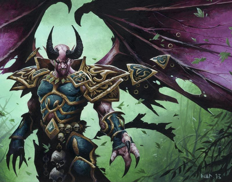 Mal Ganis Art Wayne Reynolds Warcraft Movie Warcraft Art Already #1 on hotslogs with 59.6 % win rate. mal ganis art wayne reynolds