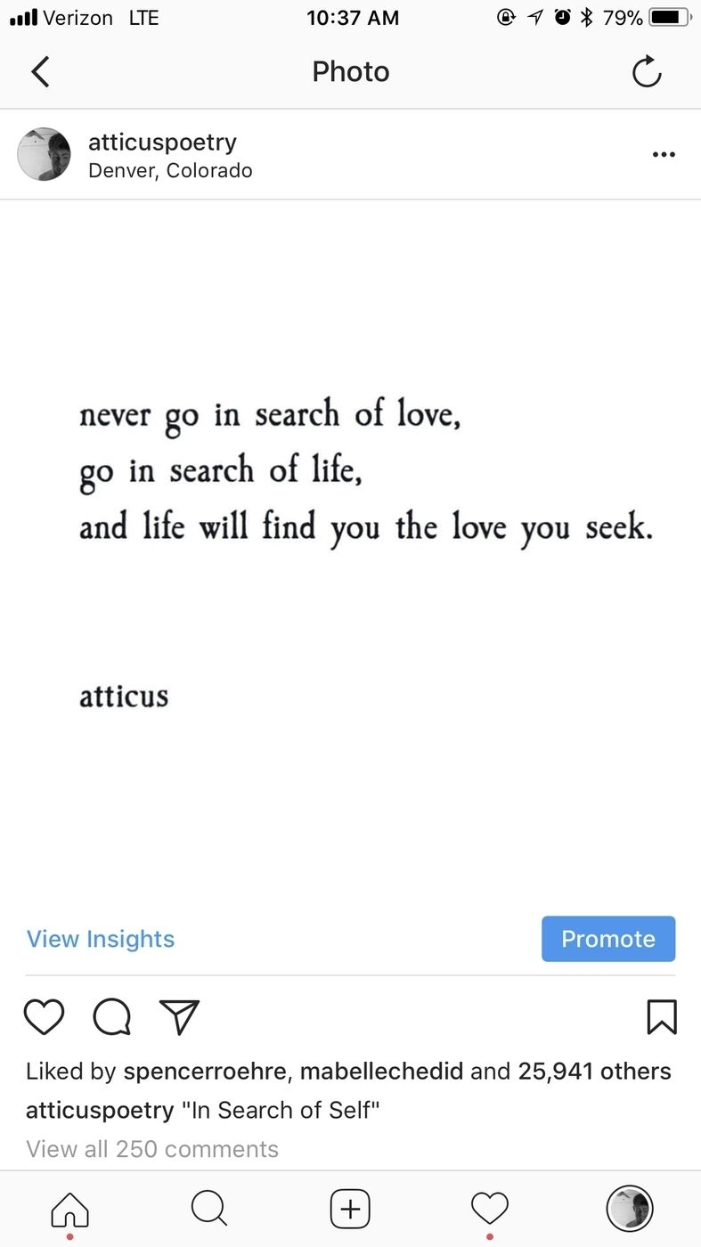 In Search Of Life Atticuspoetry Poems And Poetry Atticus