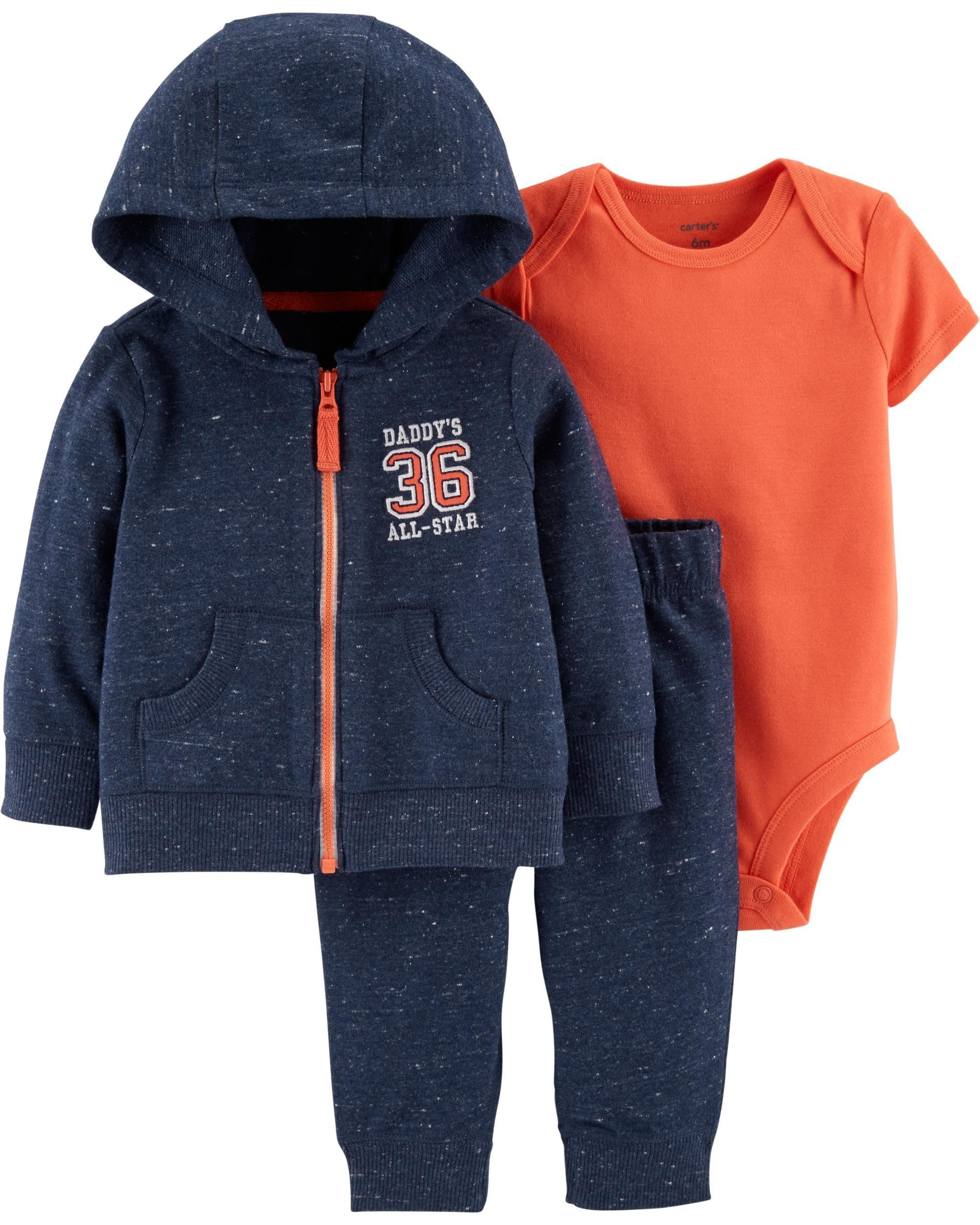 b12256dbb 3-Piece Little Jacket Set | Matthyew&Rileigh | Carters baby, Carters ...