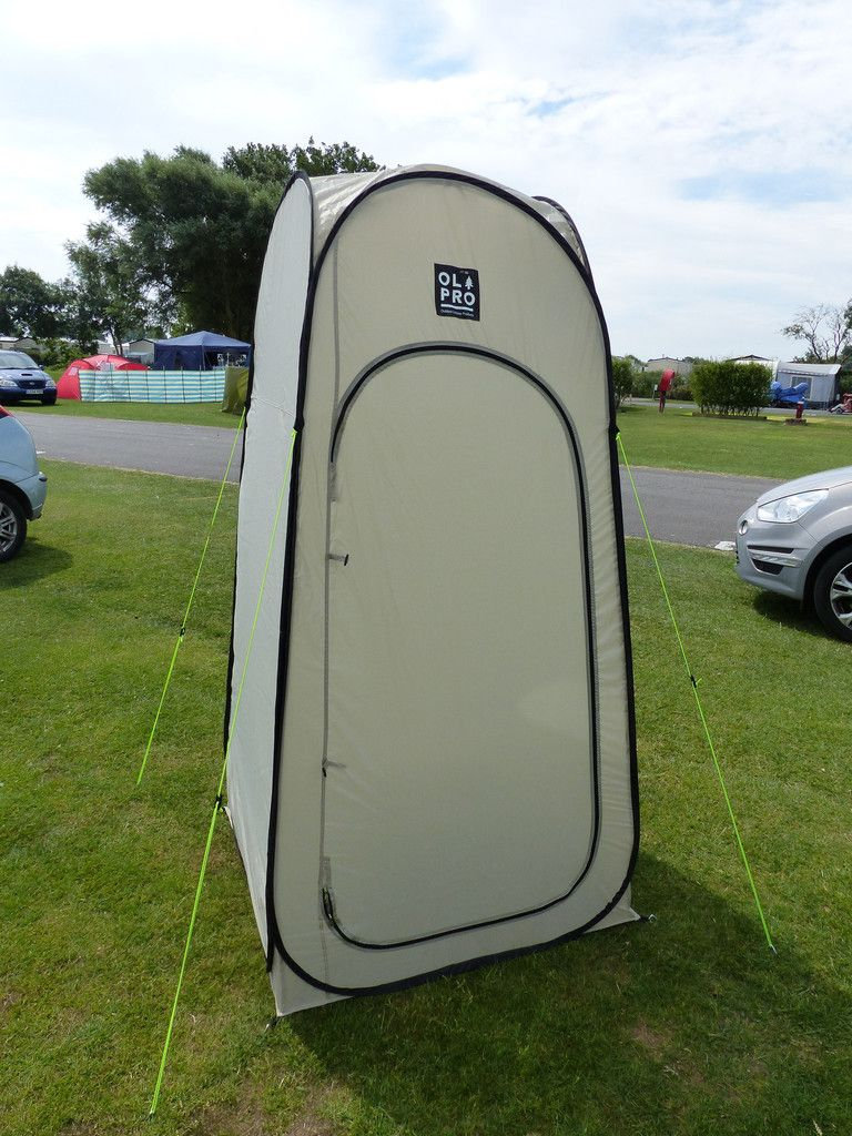 Free Delivery on all orders* The OLPRO Pop-up Toilet tent. Great for use with a portable toilet or for extra storage. & OLPRO POP UP TOILET TENT | OLPRO Technical Family Tents ...