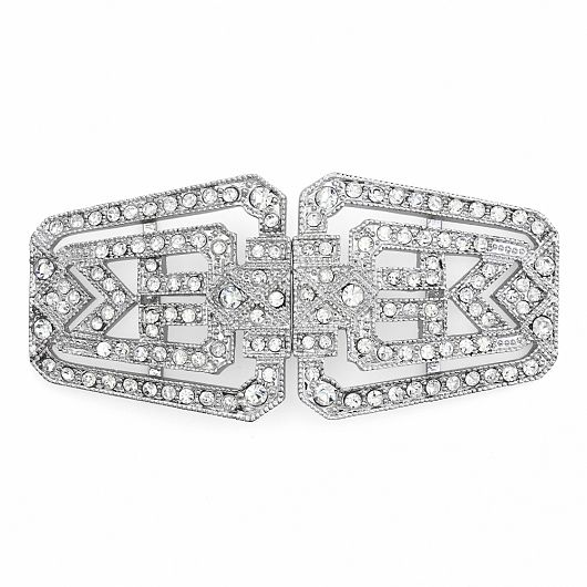 Heirloom Couture Wedding Dress Buckle