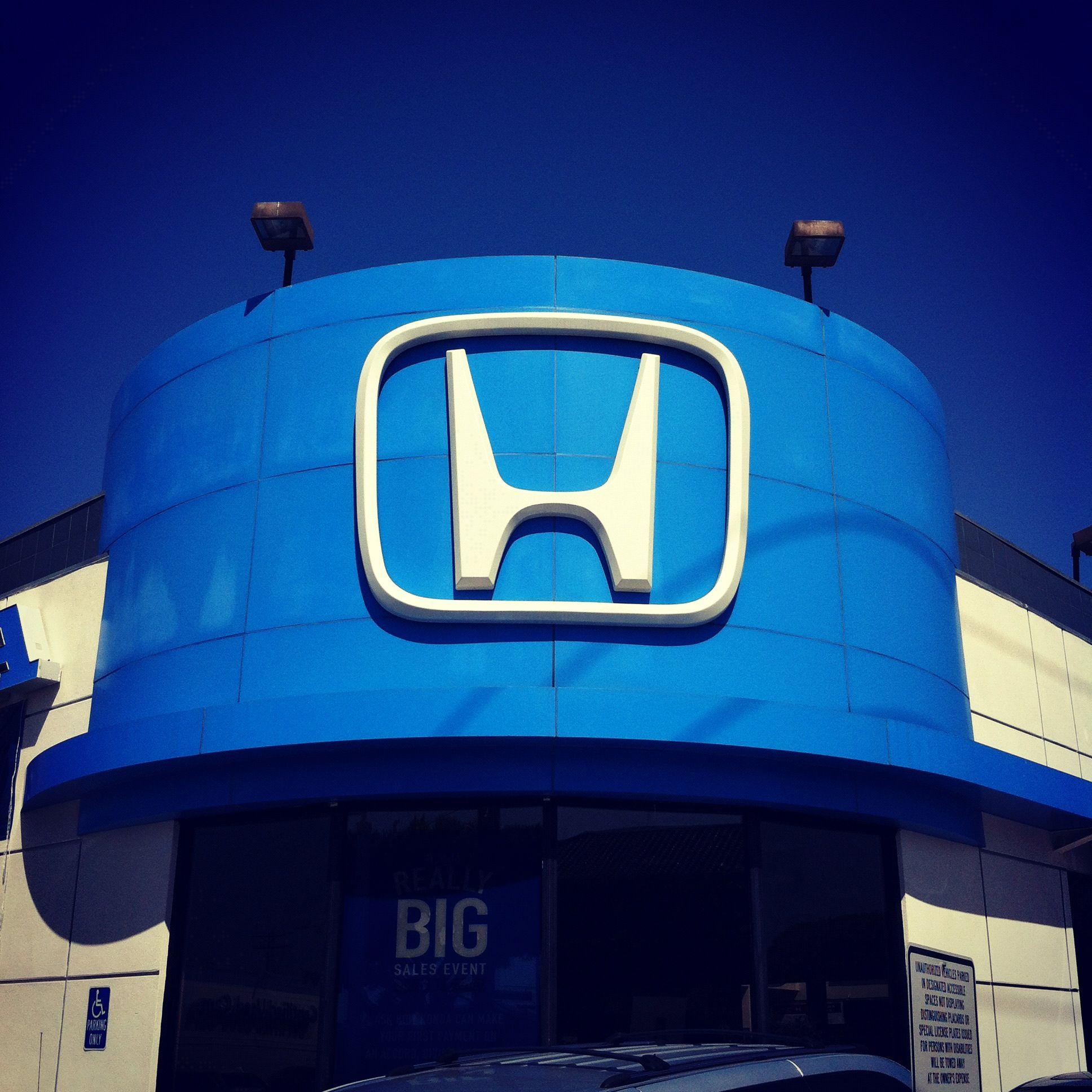 Honda Dealership Los Angeles >> So Cals Premier Honda Dealer In The South Bay Sun The