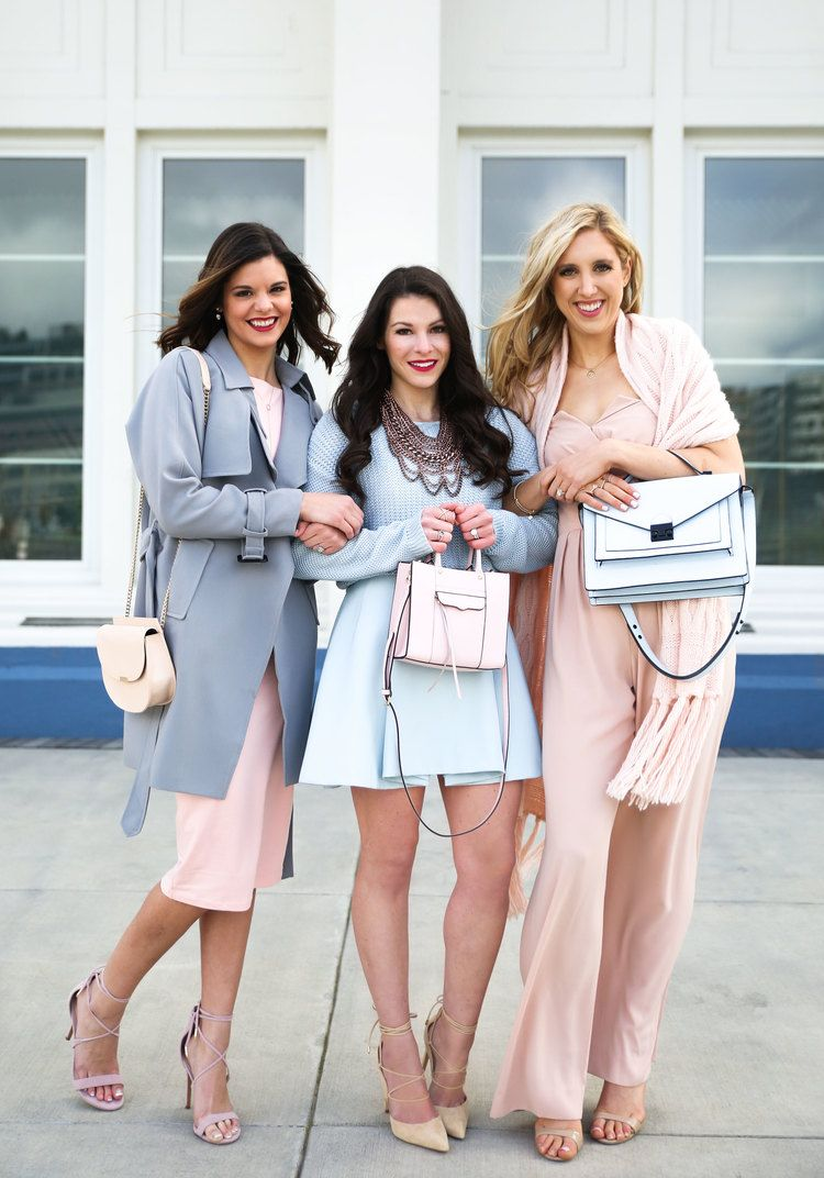 three gorgeous ways to wear pantone's color(s) of the year