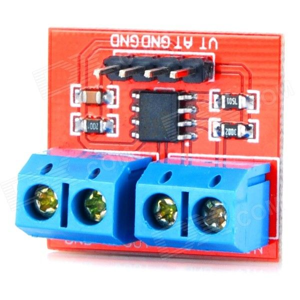 B43 Current Detection Module / Voltage Sensor for Arduino. Color Red Model B43 Quantity 1 Set Material FR4 Application To measure the voltage and current of electric circuit Working Voltage 5 V English Manual / Spec No Download Link pan.baidu.com/s/1o6Oadn0 Packing List 1 x Module. Tags: #Electrical #Tools #Arduino #SCM #Supplies #Sensors