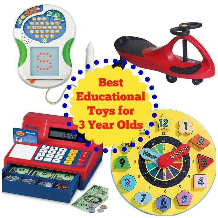 Best Educational Toys for a 3 Year Old (With images ...