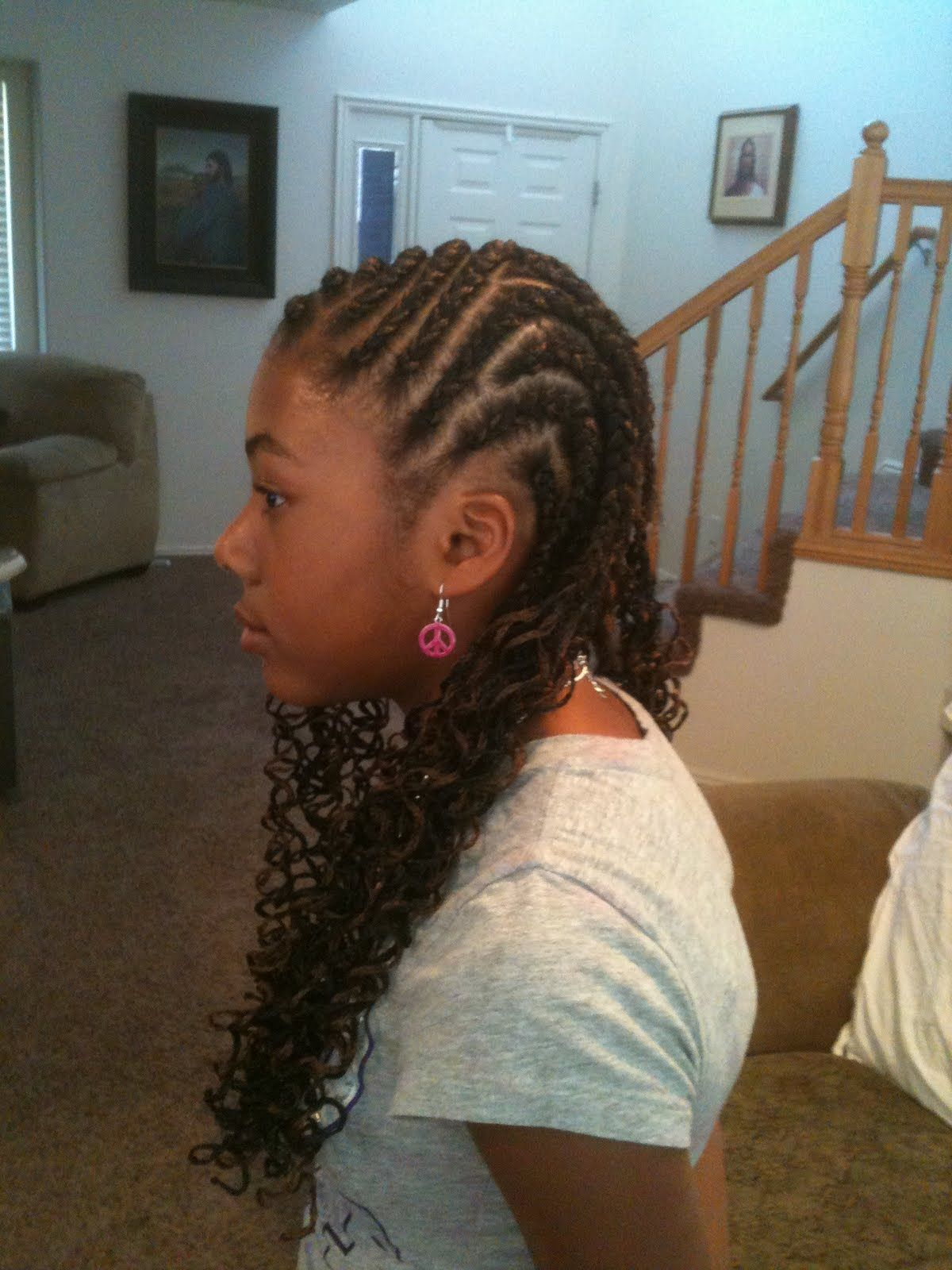 Awesome 1000 Images About Cornrows On Pinterest Short Hairstyles For Black Women Fulllsitofus