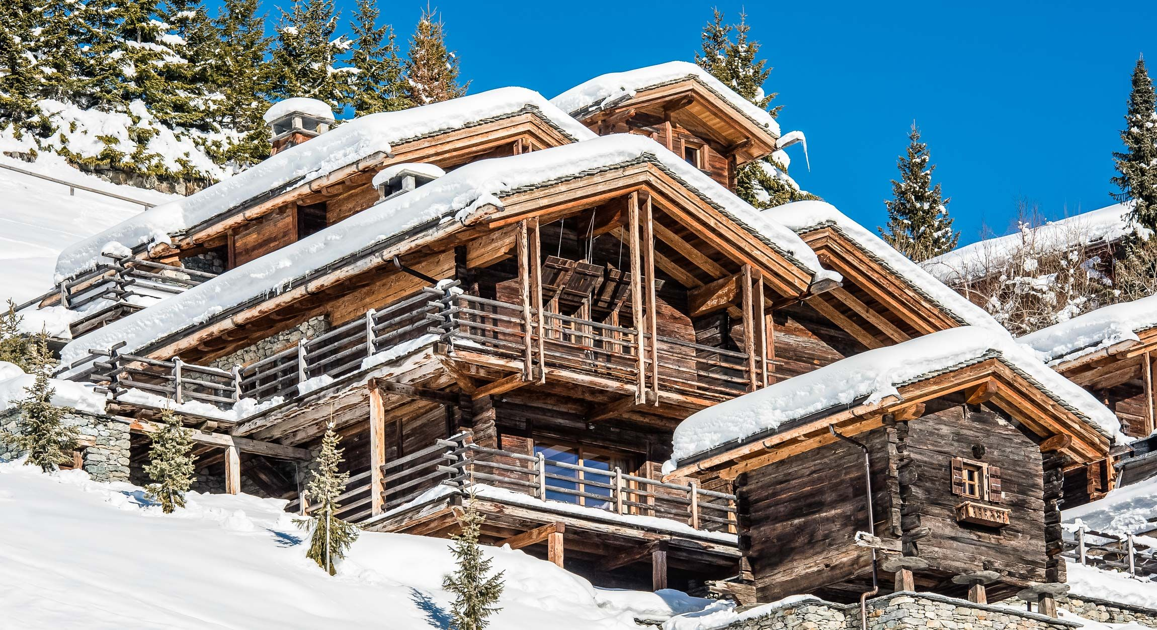 Check out this amazing Luxury Retreats property in Swiss Alps