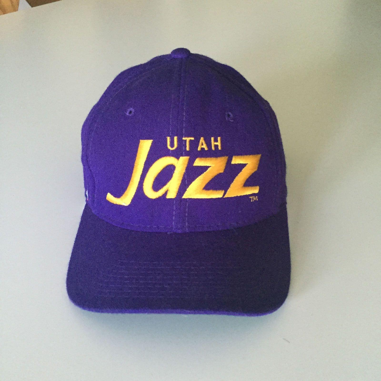 9b2be0a5 Vintage Utah Jazz Sports Specialties Snapback | Snapbacks | Snapback ...