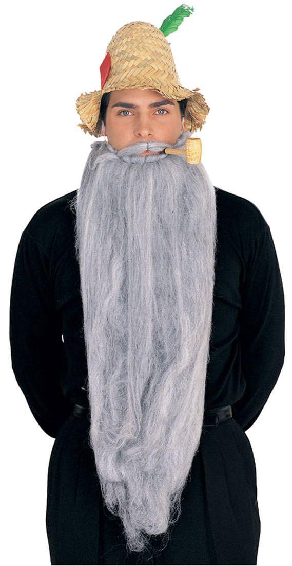 25 Inch Long Grey Beard Men Costumes Ideas Pinterest - halloween costumes with beards ideas