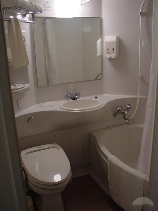 Bon Tiniest Bathroom   Google Search Small Bathroom Ideas, Tiny Bathrooms,  Bathroom Designs, Compact