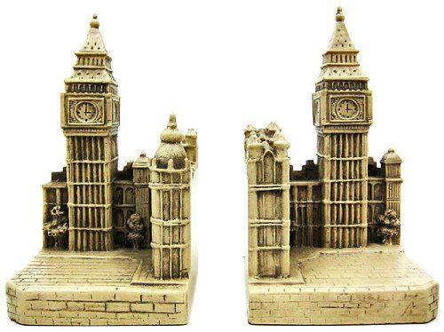 Amazon Com Big Ben British Parliament Bookends Book Ends