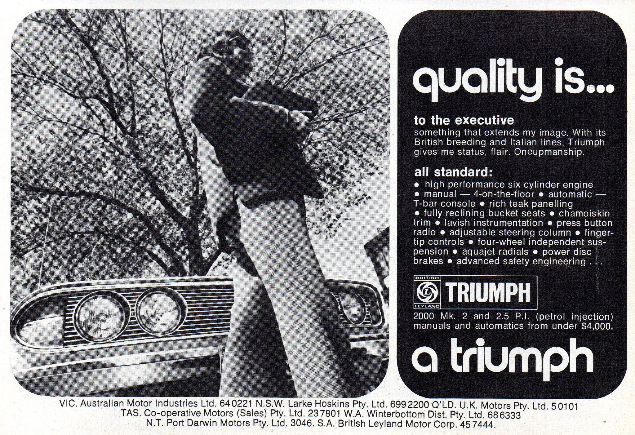 https://flic.kr/p/UbP76R | 1972 British Leyland Triumph