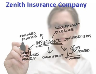 The Zenith Insurance Company Working In Various Insurance Field