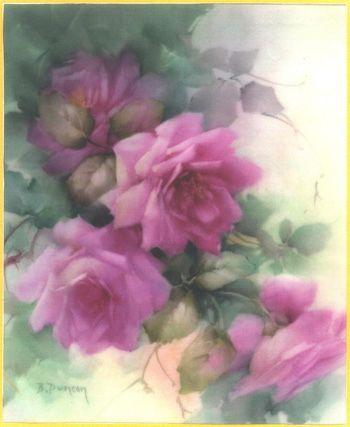 Barbara Duncan Art - China Painting