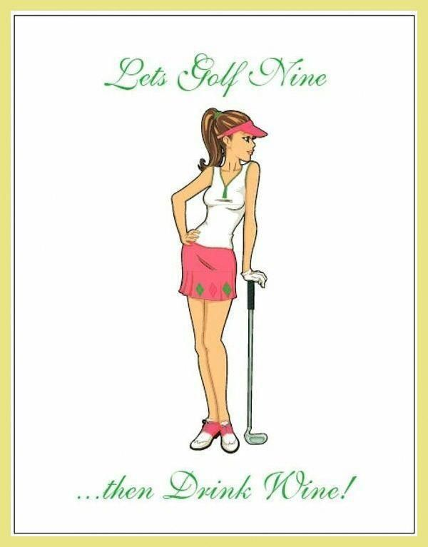 Amazing Golf  Ladies Golf Party Themes  Hole In One First Birthday  Golf Themed Party Outfit  Golf Themed Party Invitations Sometimes great pals and caring loved ones wil...