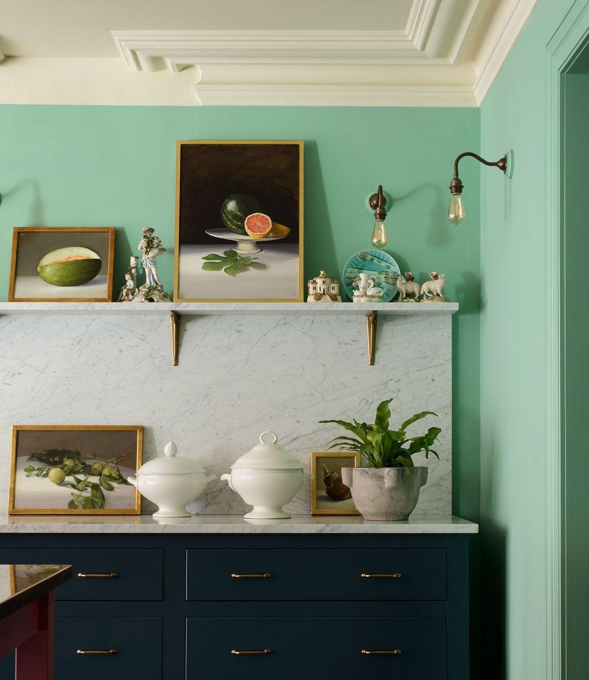 Best Farrow Ball Paint Arsenic In 2020 Kitchen Design 400 x 300