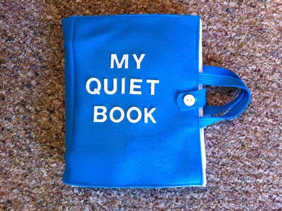 Quiet Book: Felt Busy Book for Children